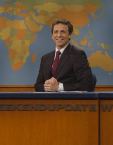 Seth Myers Weekend Update