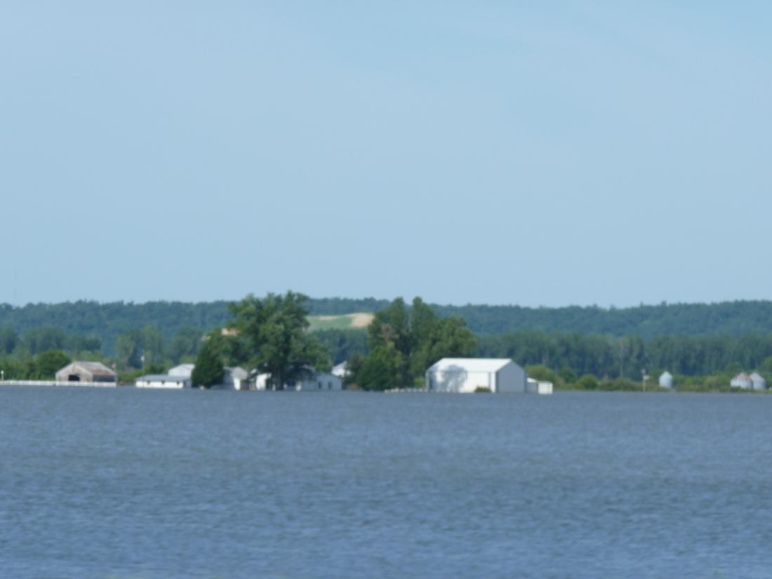 Missouri River, flooding