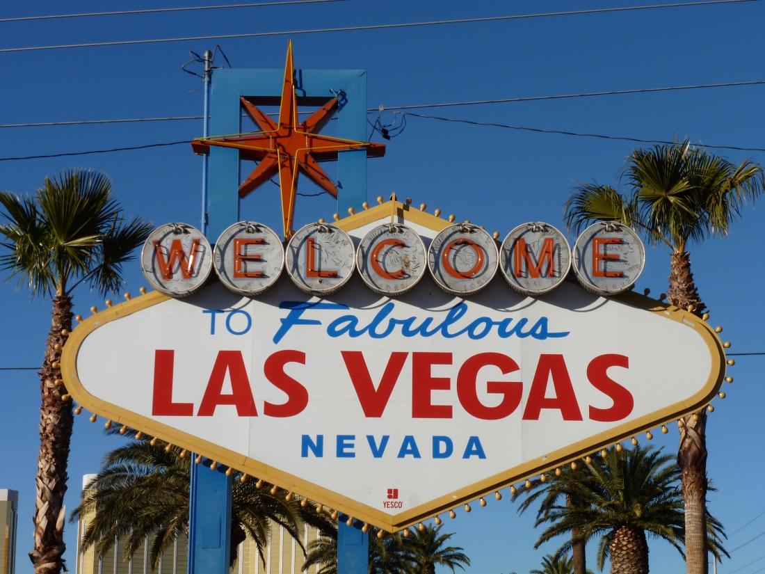 Las Vegas sign, Welcome To Fabulous Las Vegas