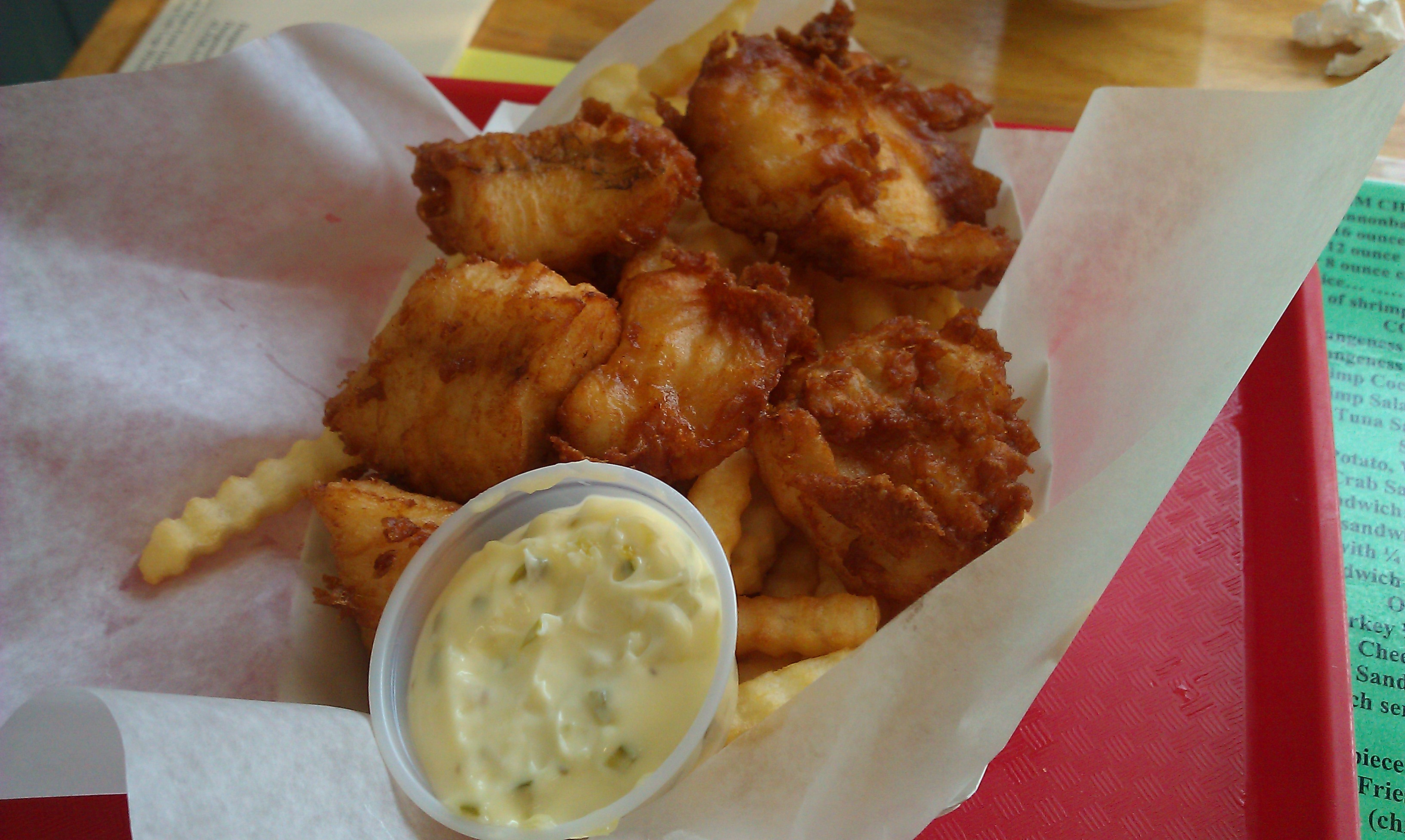 Best Fish And Chips In Long Beach Wa