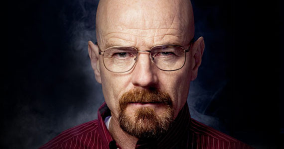 Walter White, a/k/a Heisenberg. TV's most lovable villain. (Courtesy of screenrant.com).
