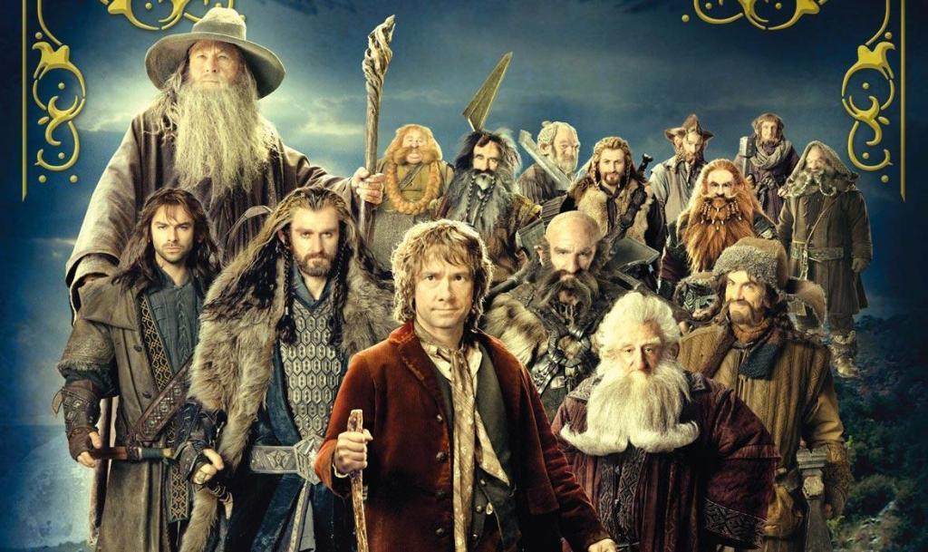 Bilbo, you're a hard Hobbit to break.