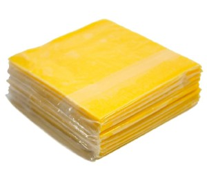 How many other types of cheese contain individually wrapped slices?!