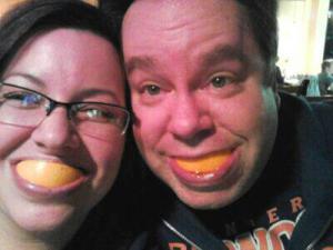 Orange you glad we don't take life too seriously?