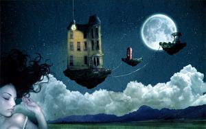 I'd never get shot in a lucid dream!