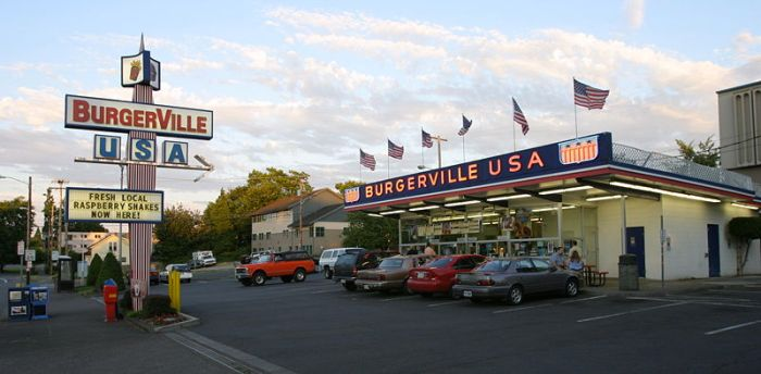 Burgerville. The best in the Northwest.