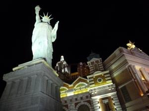 New York New York Las Vegas