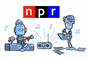 NPR. It's got music, too!