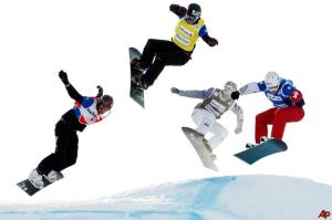 Best Olympic event ever.