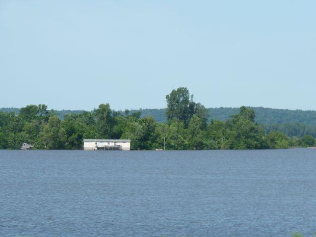 Missouri River Flood 2011