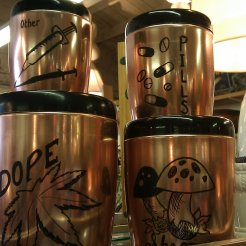 Dope Canisters
