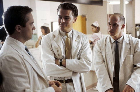 If Leo (Frank Abagnale) can get away with it, why can't I?