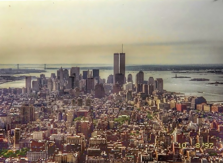 Manhattan Skyline 97