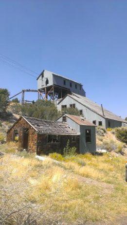Belmont Mill.