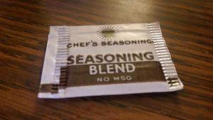 Chefs Seasoning