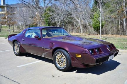 purple trans am