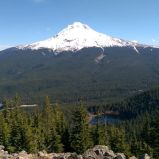 Mount Hood & Mirror Lake