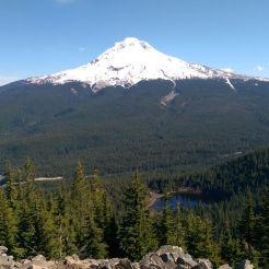 Mount Hood & Mirror Lake