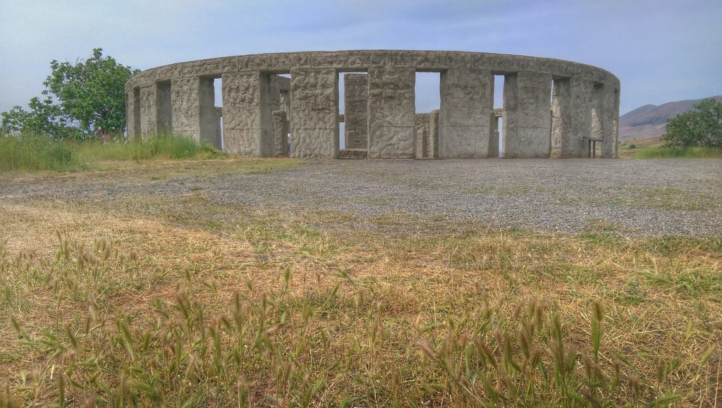 Think of it as Stonehenge West.