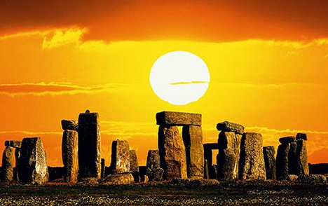 The mother of all solstice parties takes place in England.