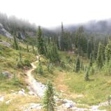 Naches Peak Loop.