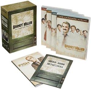 Barney Miller Series