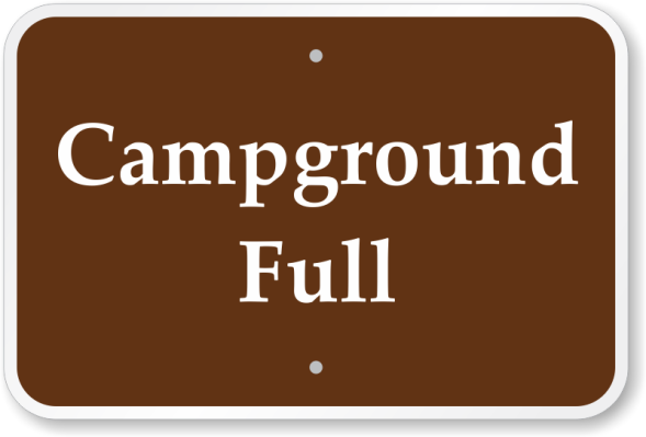 campground-full-sign-k-0635