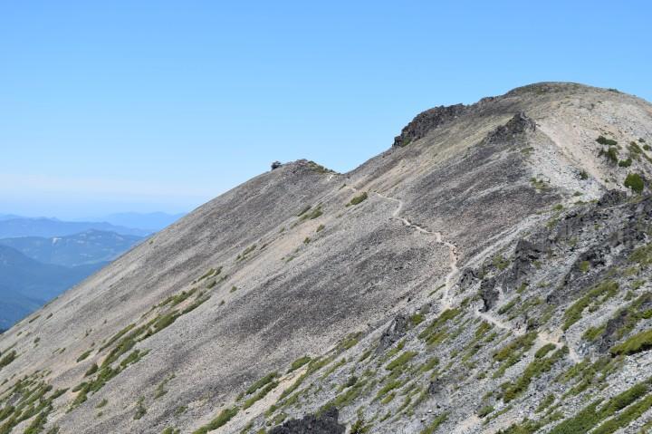 Mt. Fremont Lookout Trail.